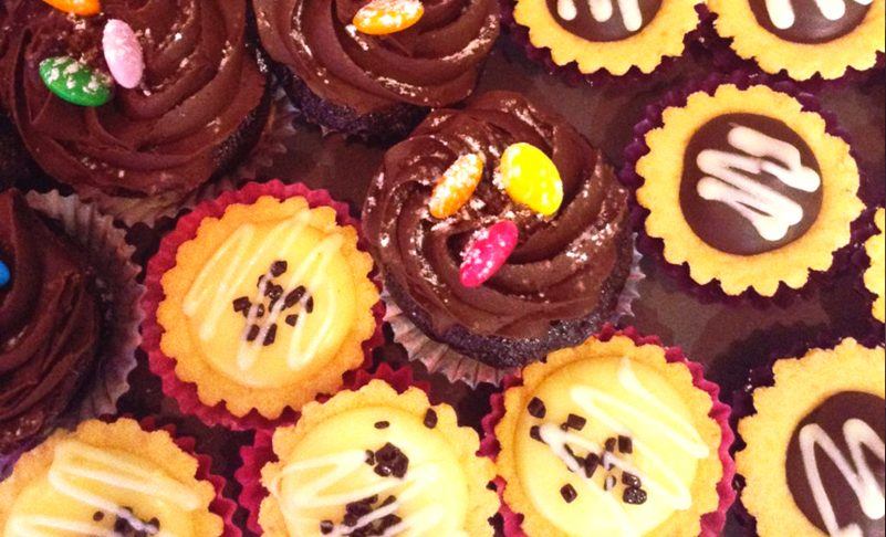 Twyfords Cafe   Cupcake Selection