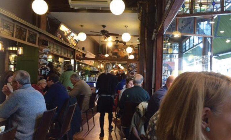 Twyfords Cafe | Cosy Interior
